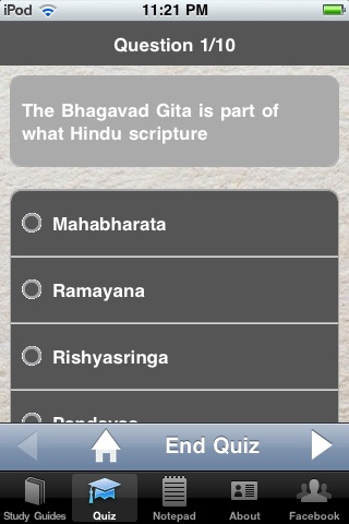 The Bhagavad Gita In Plain and Simple English screenshot-3