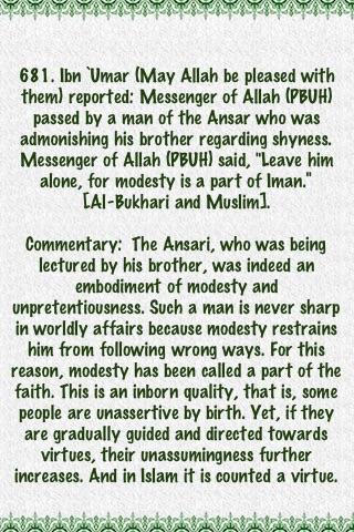 Riyad-us-Saliheen ( Islam Quran Hadith ) screenshot-3