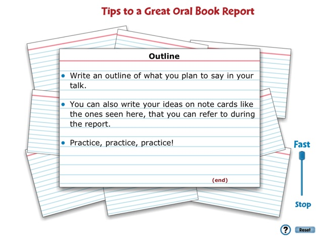 iRubric: Book Report Rubric - 5th Grade