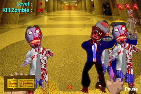 Zombie Terminator Plus 殭屍先生 加強版 screenshot-4