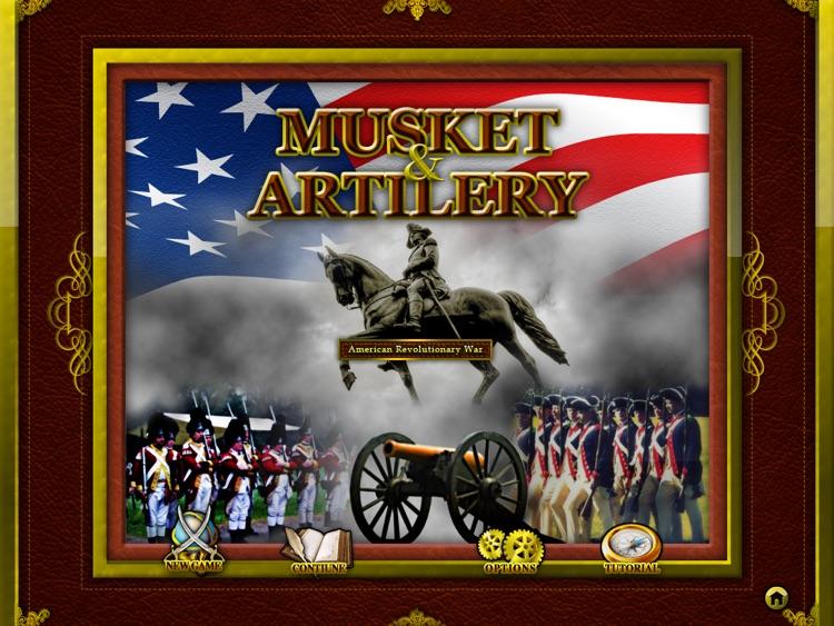 Musket & Artillery: American Revolutionary War for iPad