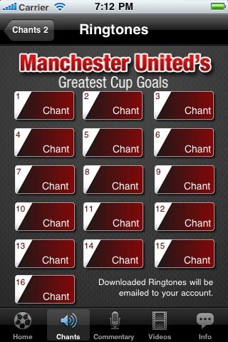 Manchester United Fans Pack screenshot-3