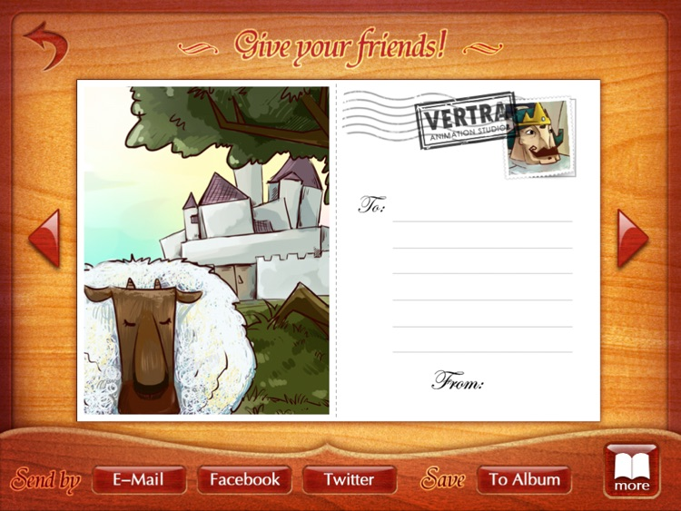 Finger Books-The King With Donkey's Ears HD screenshot-4
