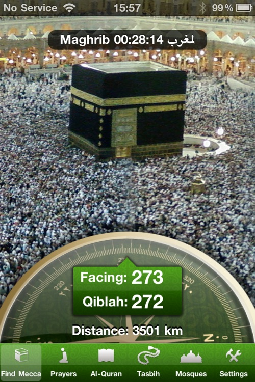 Find Mecca screenshot-2