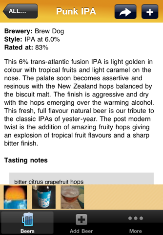 What Ales You Beer Scope screenshot 3