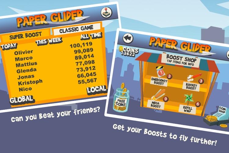Paper Glider screenshot-3
