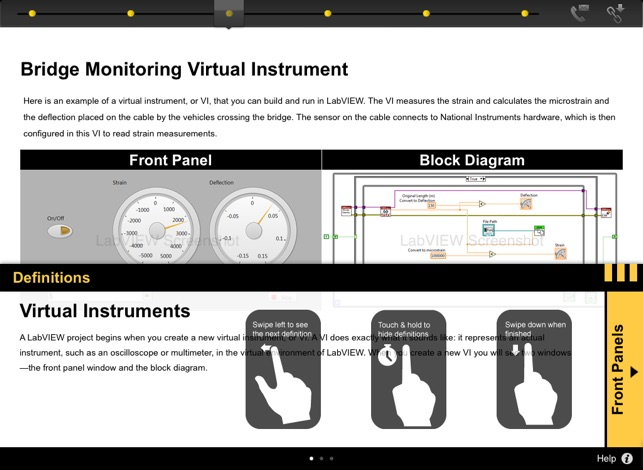 LabVIEW Intro on the App Store