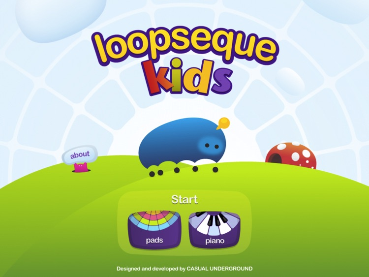 Loopseque Kids screenshot-3