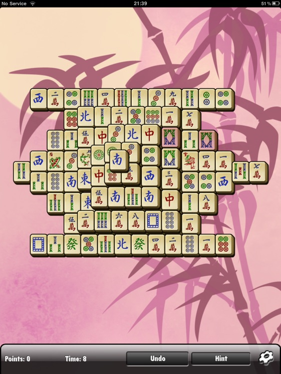 Mahjong HD FREE screenshot-0