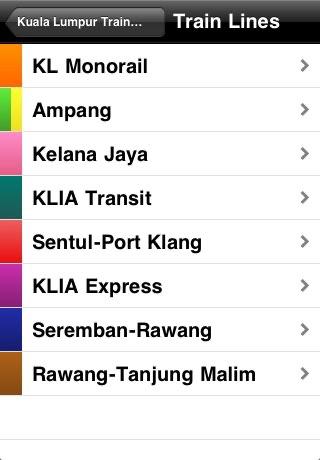 Kuala Lumpur Train Guide screenshot-4