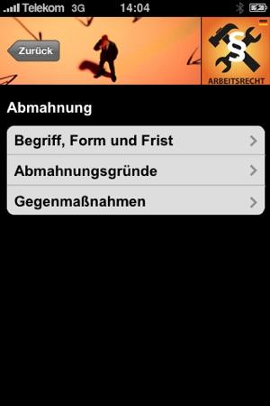 Arbeitsrecht Im App Store