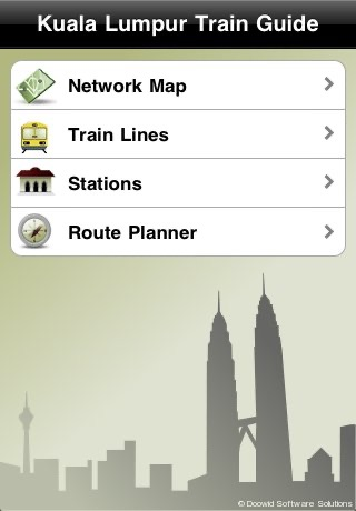 Kuala Lumpur Train Guide