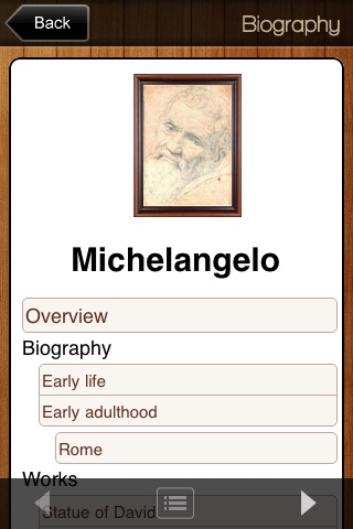 Michelangelo Jigsaw Puzzles screenshot-4