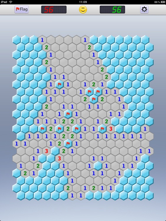 Super MineSweeper HD Free screenshot-3