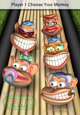 Monkey Bowl Lite - Free Bowling Fun in the Jungle
