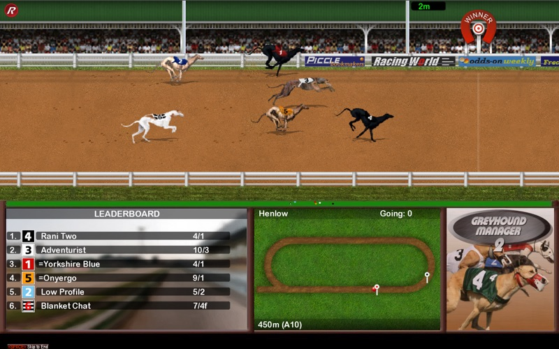Greyhound Manager 2   App Price Drops