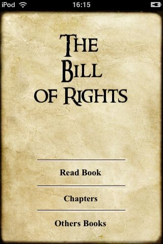 The Bill of the Rights screenshot-3