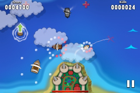 The Battle of Pirate Bay Free screenshot-4