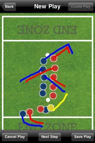 Ultimate Frisbee Playbook screenshot-3