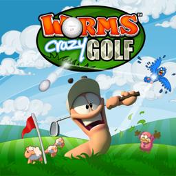 Ícone do app Worms Crazy Golf