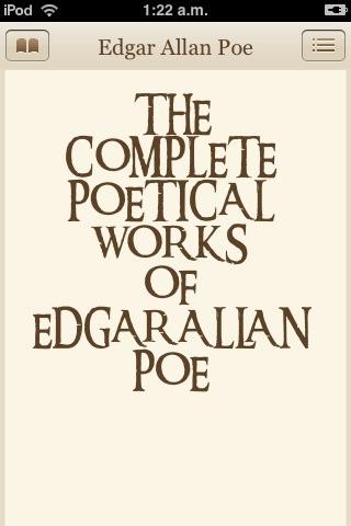 A Edgar Allan Poe - Collection screenshot-3