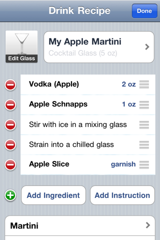 Top Shelf Drinks screenshot 2