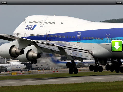 A2 Wallpaper - aircraft2 screenshot 4