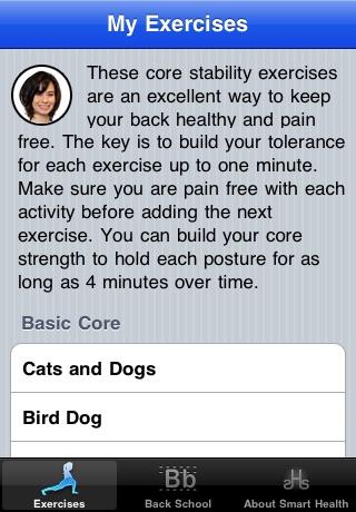 Pain Free Back Lite screenshot-4