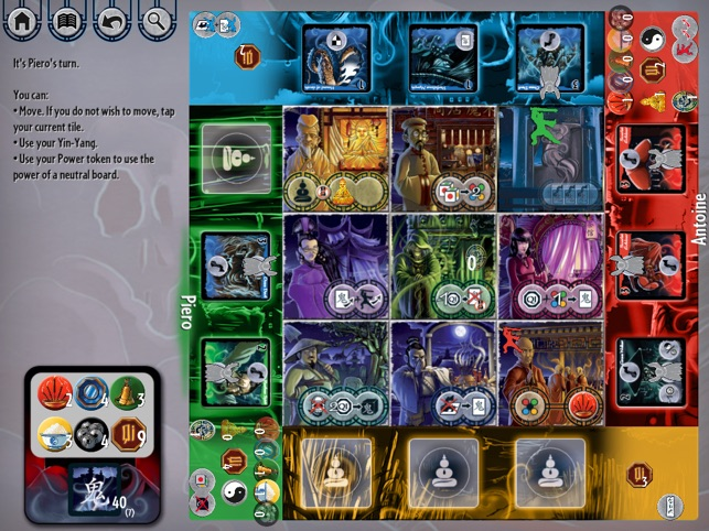 Ghost Stories The Boardgame