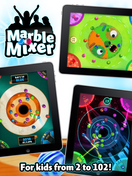 Marble Mixer for iPad screenshot-4