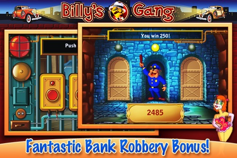 Billy's Gang Slot screenshot-2
