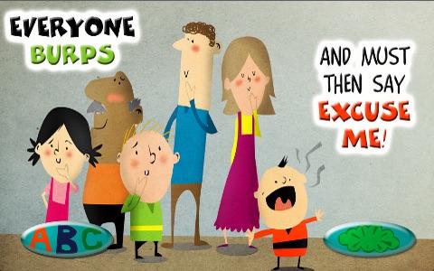 AlphaBELCH - A Children's Book About Burps screenshot-4