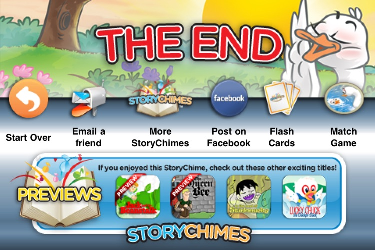 The Ugly Duckling StoryChimes (FREE) screenshot-4