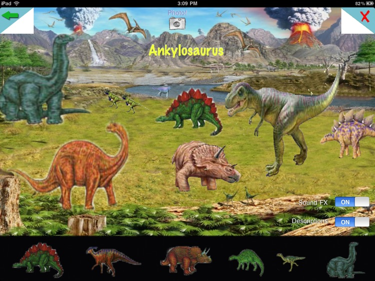 Dinosaur Learn and Play screenshot-3