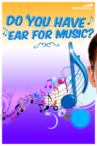 Do you have ear for music?