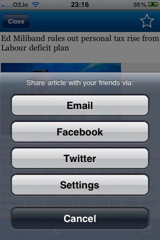 UK Daily News screenshot-3