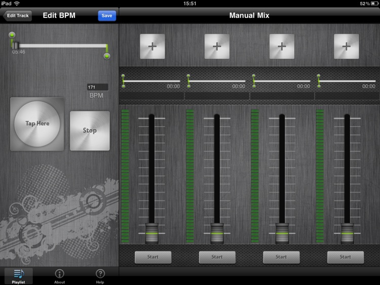 DJ Mixer HD screenshot-3