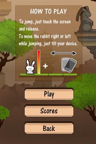 Bunny Jump Lite screenshot-3
