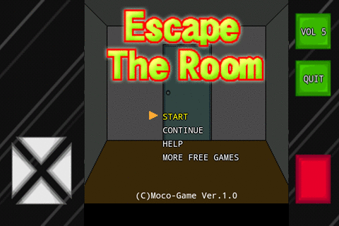 Escape: The Room - náhled