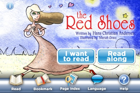 The Red Shoes StoryChimes (FREE)
