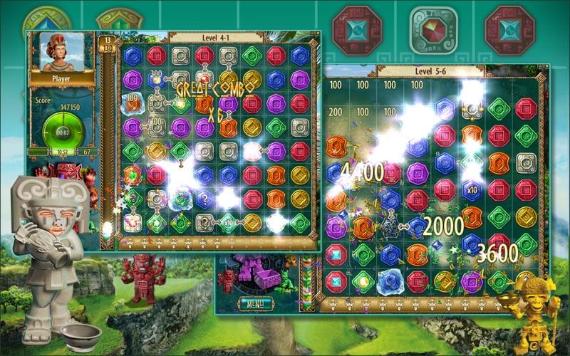 Сокровища Монтесумы 2 скриншот программы 2