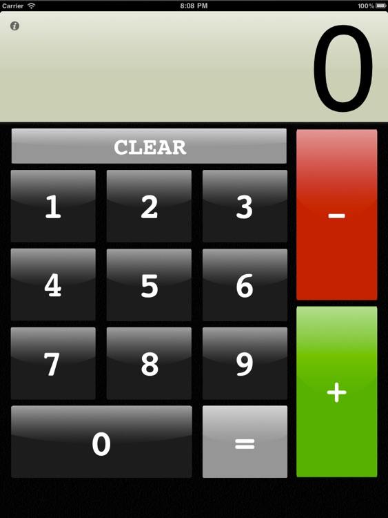 Addition Calculator FREE