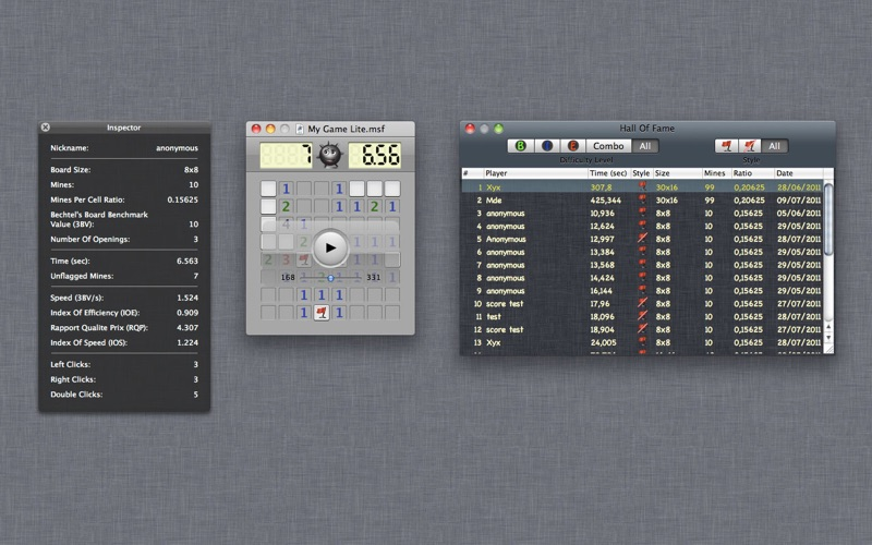 Seagoing Minesweeper Lite Screenshot