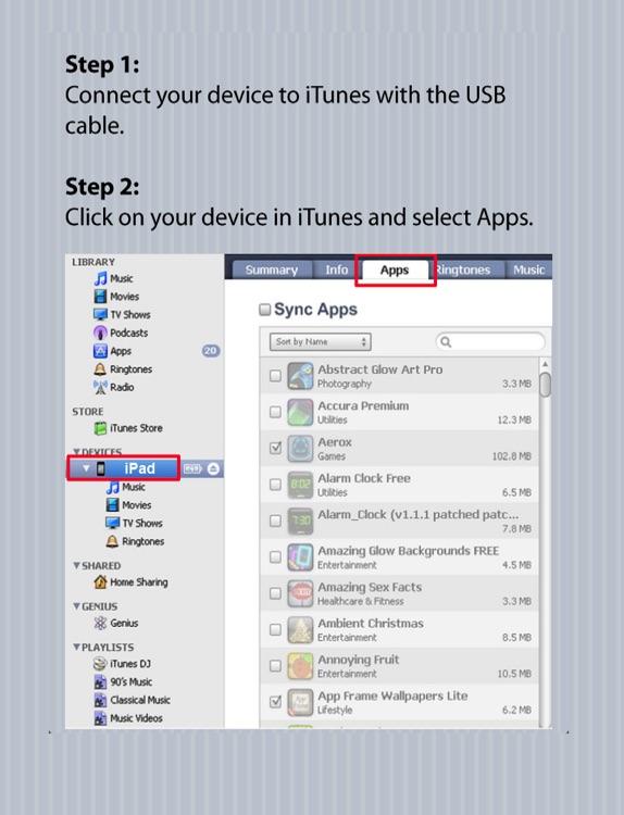 USB Flash Drive for iPad