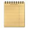 World Book Notepad - Software MacKiev