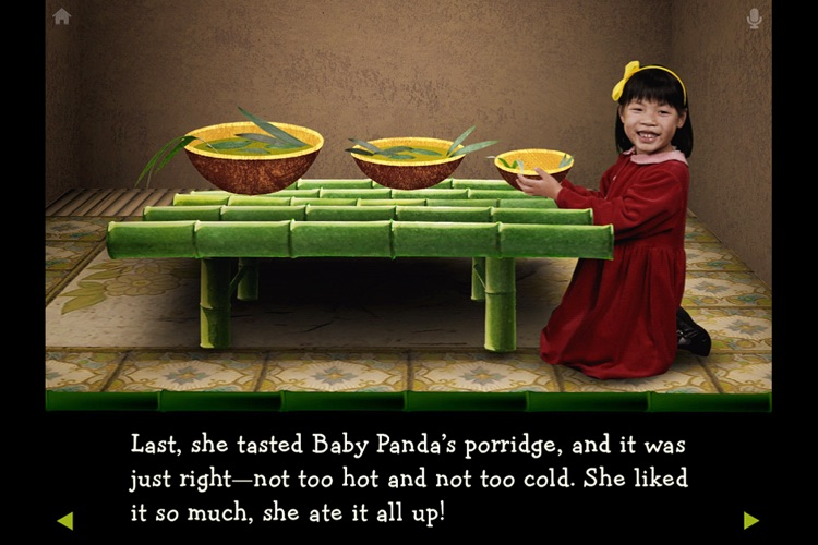 The Three Pandas Animated Storybook screenshot-3