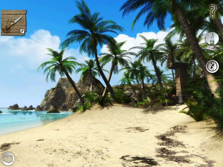Destination: Treasure Island HD screenshot-0