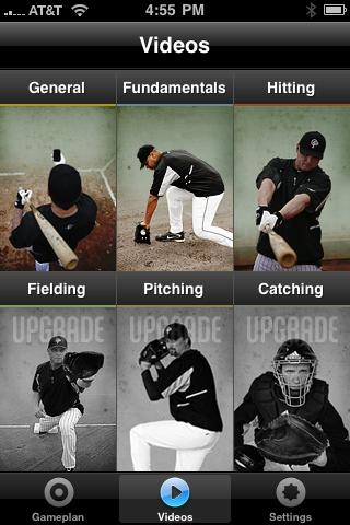 Baseball Gameplan with Jason Giambi Screenshot