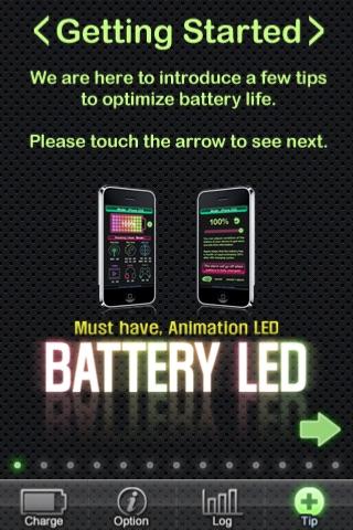 Battery LED! screenshot-4