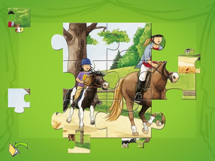 """Pixi Buch """"Unterwegs mit den Ponys"""" screenshot-3"""